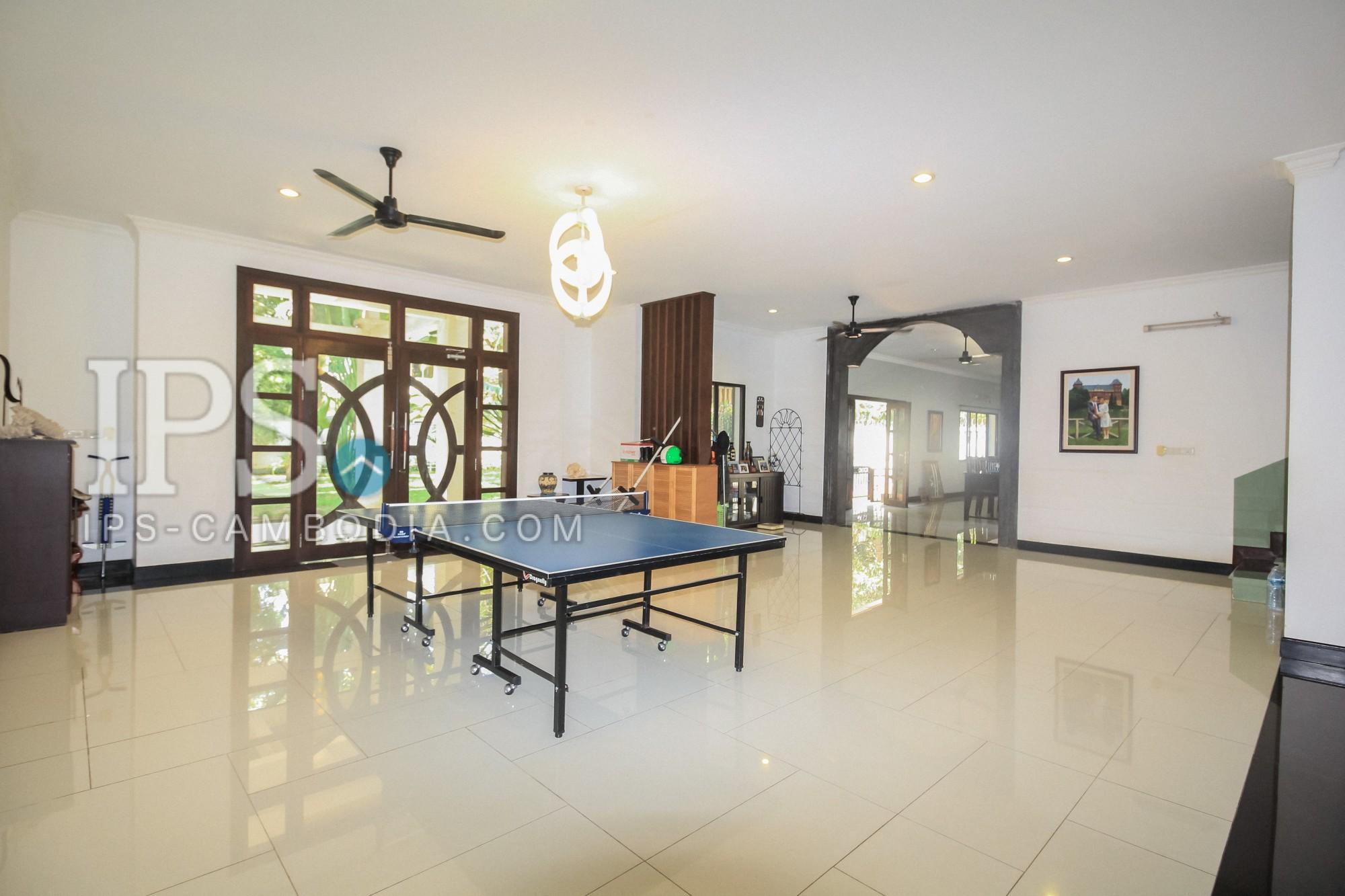5 Bedroom Villa for Rent - Siem Reap
