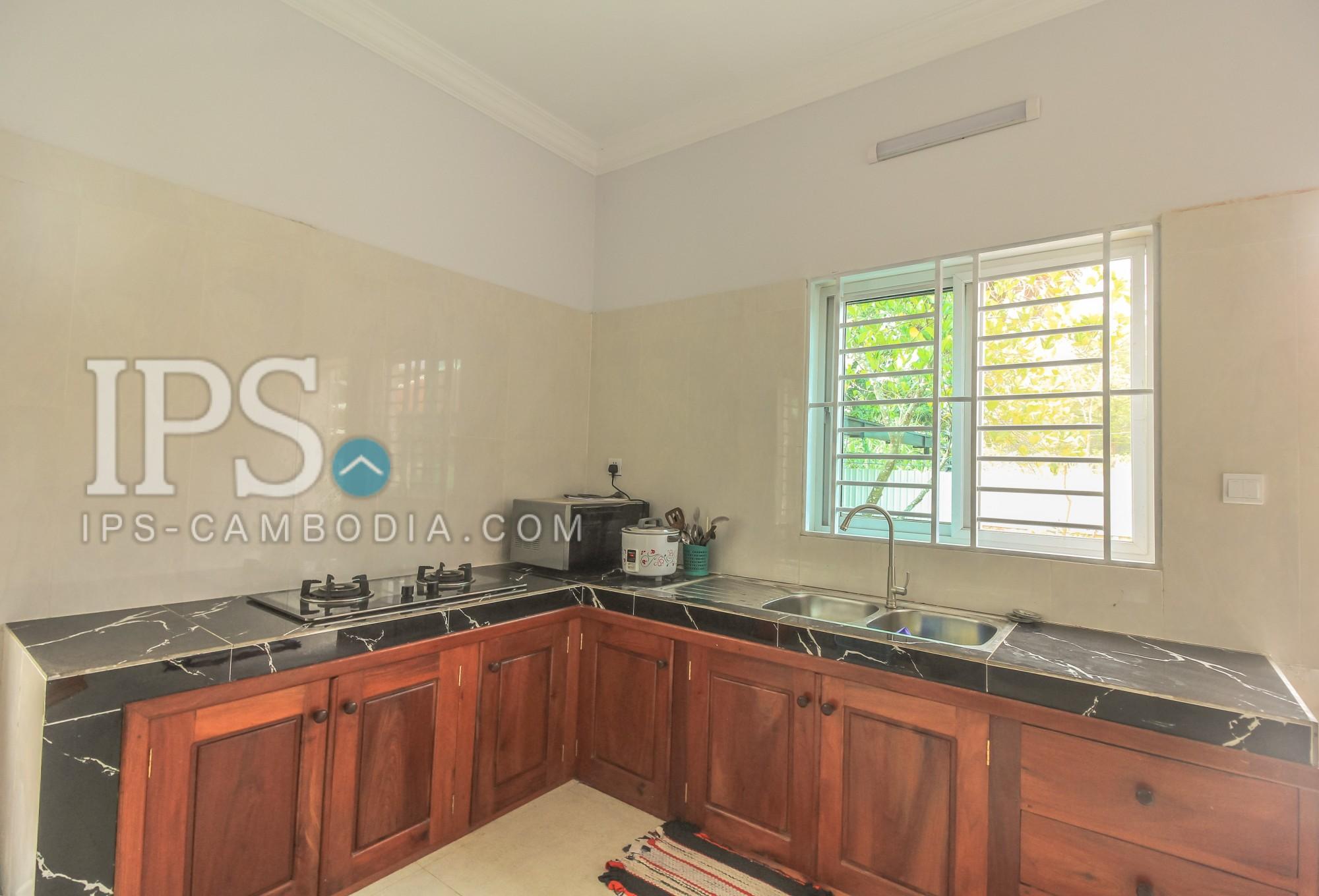3 Bedroom Family Villa For Rent - Siem Reap