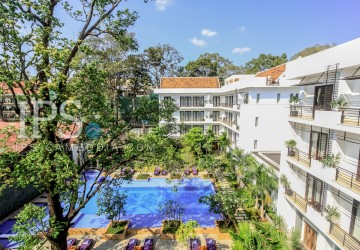 Brand New 3 Bedroom Condo For Rent - Siem Reap