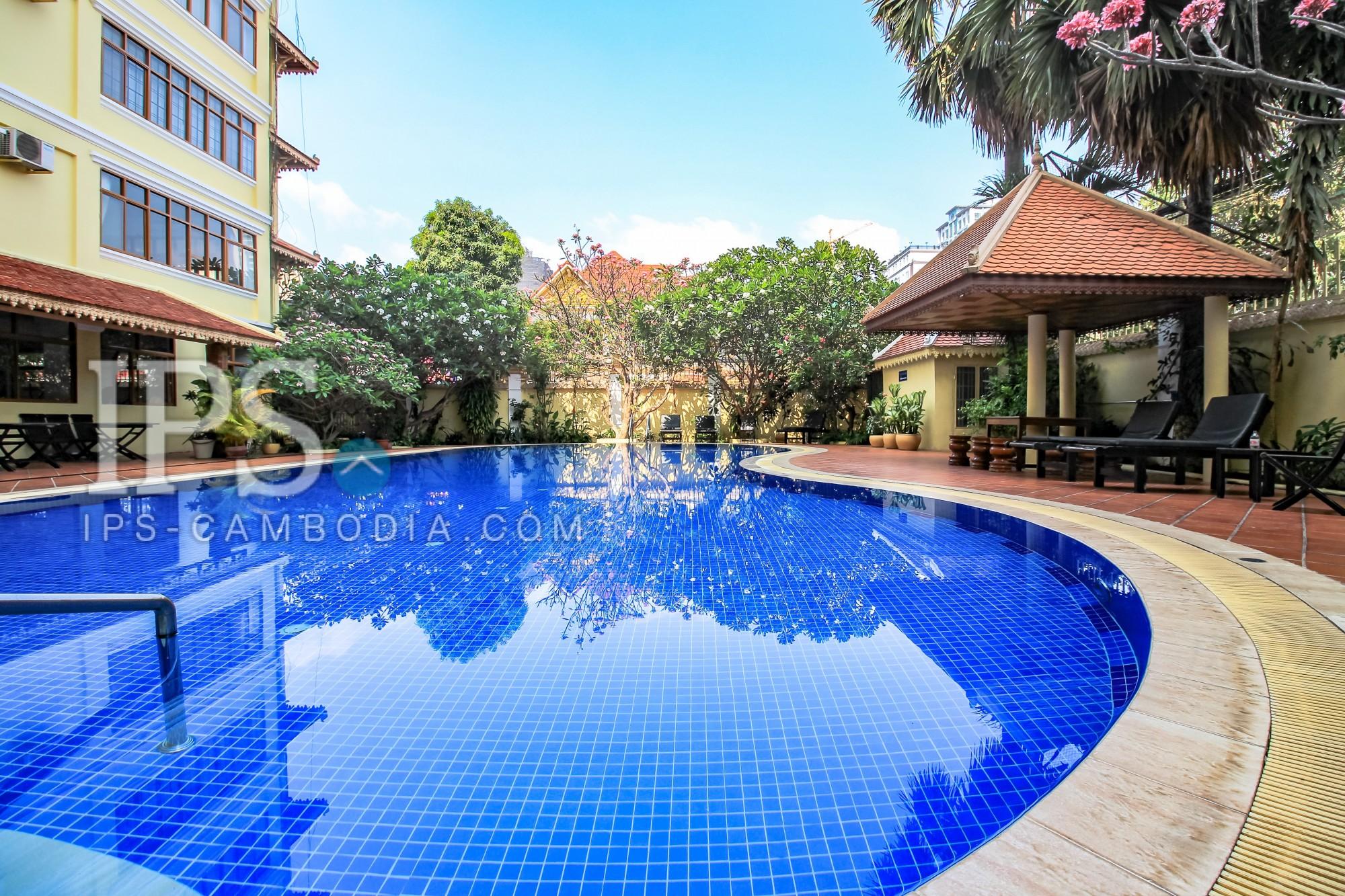 2 Bedroom Apartment for Rent - Central BKK1