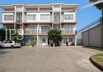 3 Bedroom Townhouse For Rent - Boeung Tumpun
