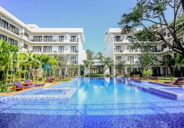 Siem Reap - 1 Bedroom Serviced Apartment For Rent