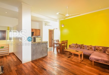 Siem Reap - 1 Bedroom Apartment For Rent
