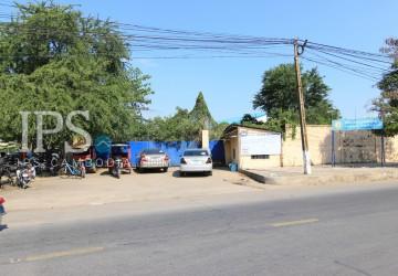 4407 sqm. Commercial Land For Rent - Toul Kork