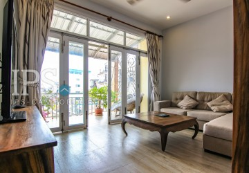 1 Bedroom Flat For Rent - Daun Penh, Phnom Penh