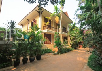 11 Bedroom Boutique Hotel for Rent - Siem Reap