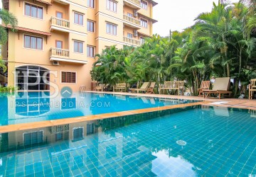 2 Bedroom Apartment for Rent - Toul Kork