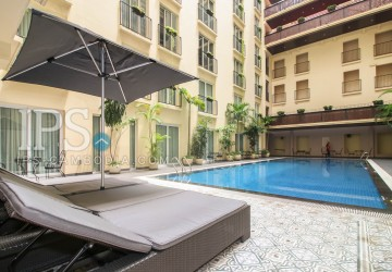 1 Bedroom Serviced Apartment For Rent - Wat Phnom, Phnom Penh thumbnail
