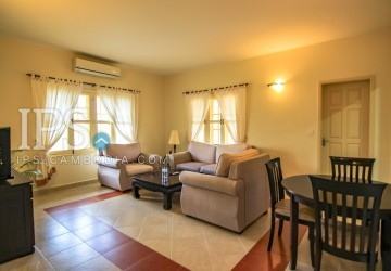 72 sqm. 1 Bedroom Apartment for Rent - Toul Kork