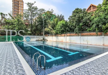2 Bedroom Serviced Apartment For Rent - Toul Tum Poung, Phnom Penh thumbnail