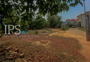4562 sqm. Commercial Land with Villa For Sale - Slor Kram