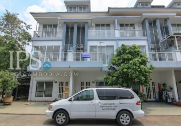 Phnom Penh Thmey Townhouse For Rent - 4 Bedrooms
