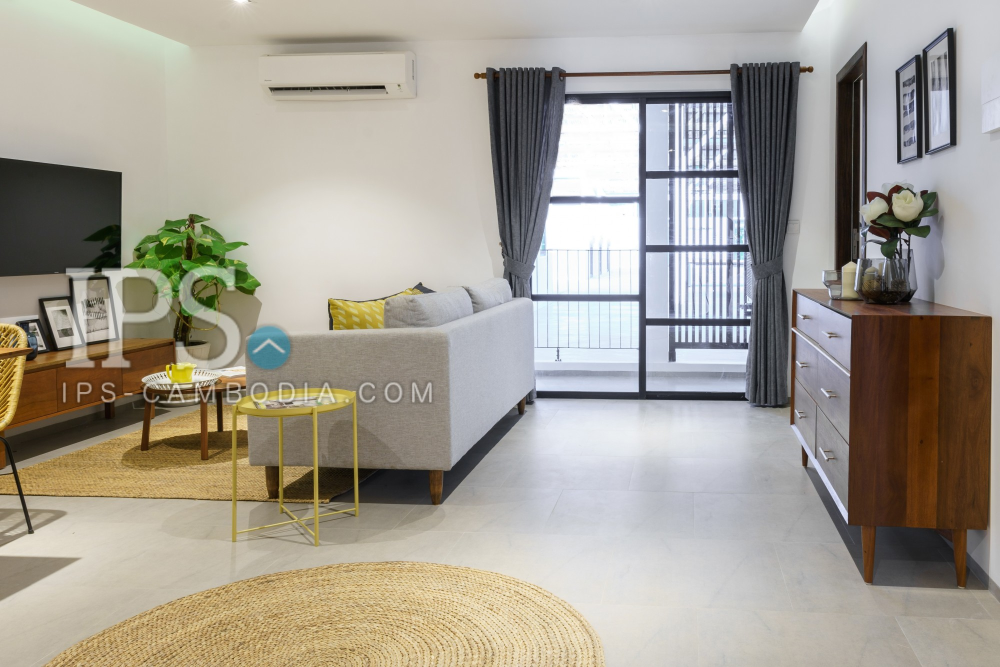 Condominium Unit For Sale - Urban Village, Hun Sen Blvd