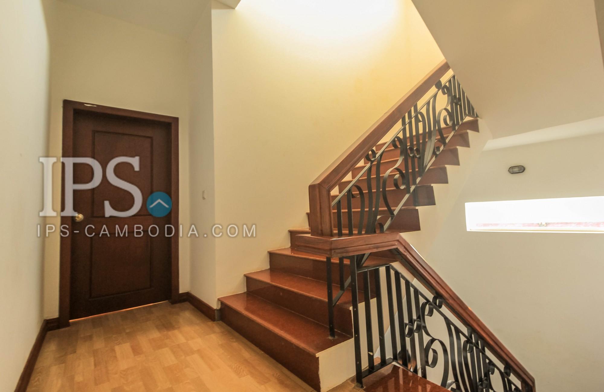 2 Bedroom Serviced Apartment For Rent - Sala Kamreuk