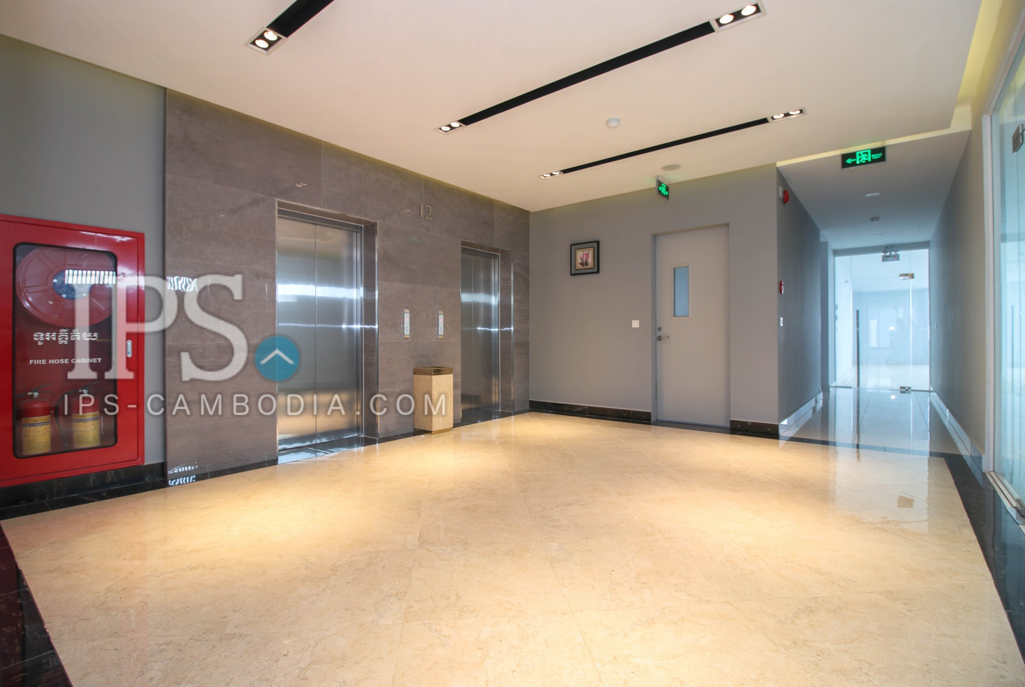 508 sqm. Commercial Office Space For Rent - Toul Tum Poung