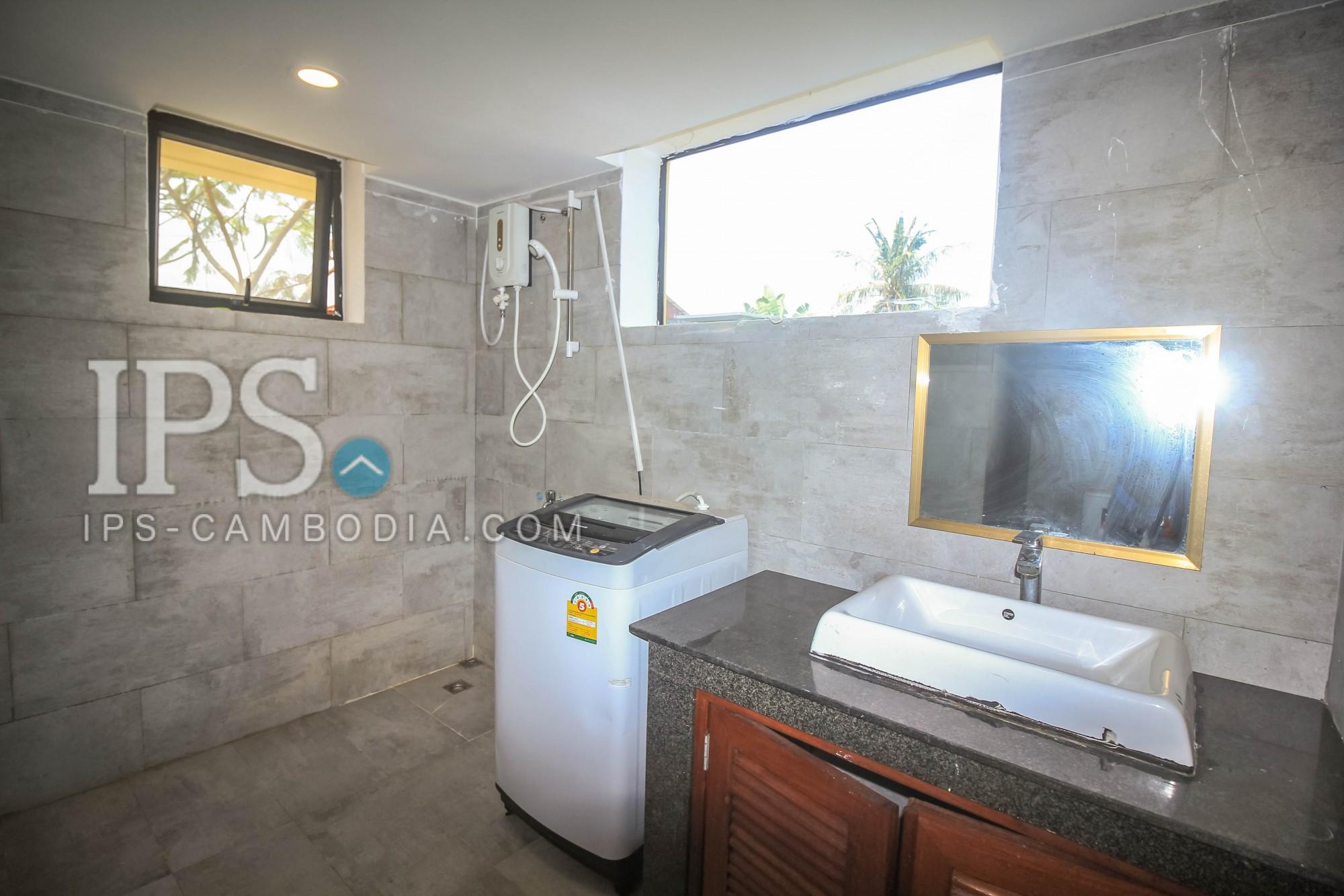 1 Bedroom Serviced Apartment For Rent - Sala Kamreuk