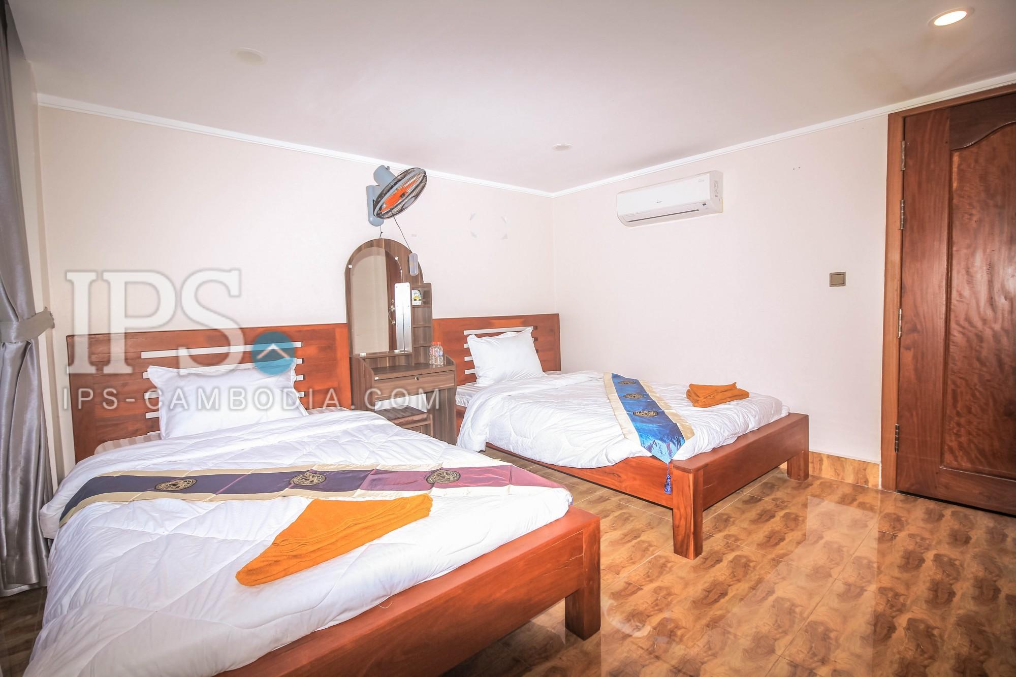 3rd Floor - 2 Bedroom Serviced Apartment For Rent - Siem Reap