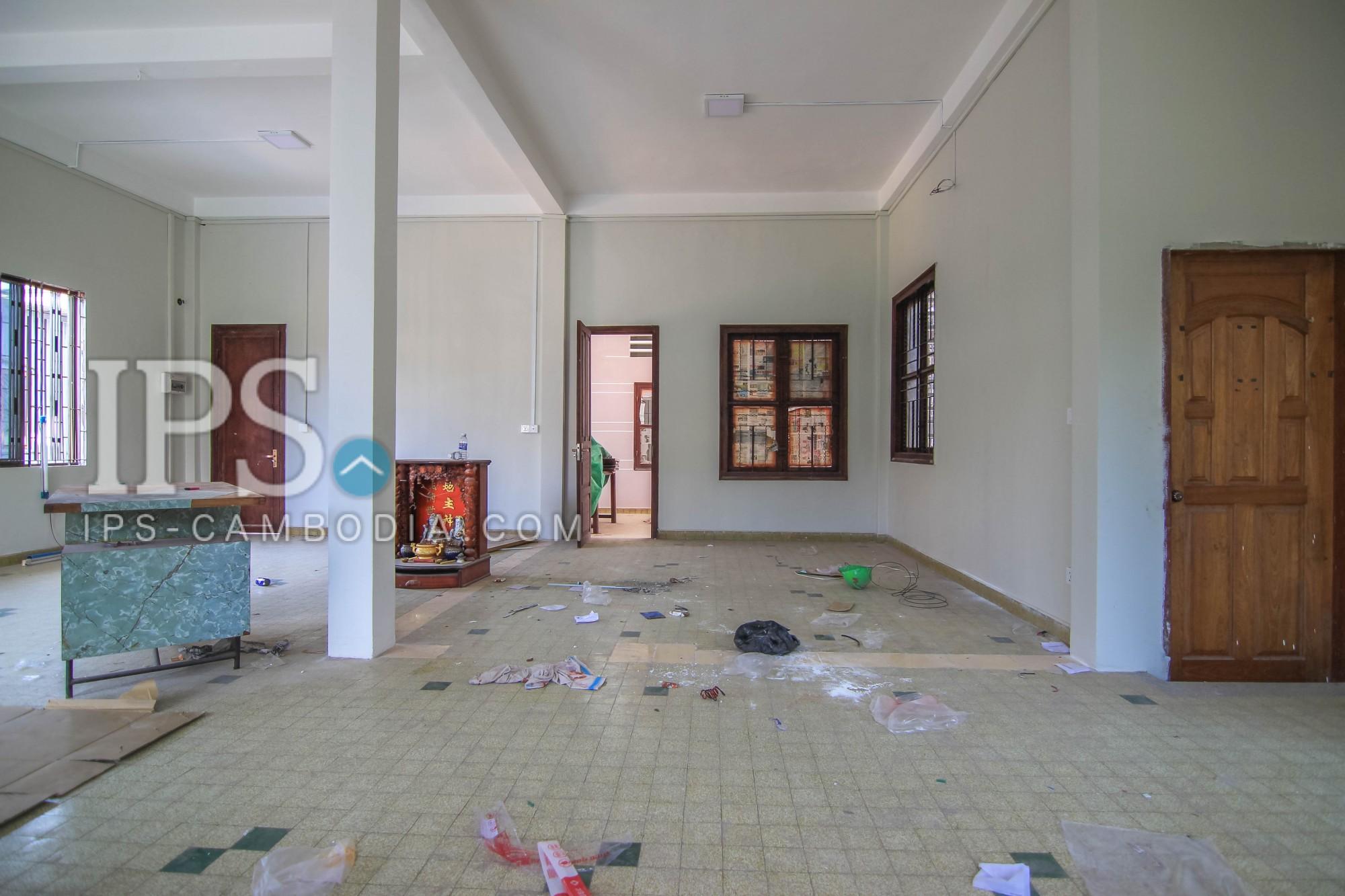 Retail Space For Rent - Toul Tum Poung 1, Phnom Penh