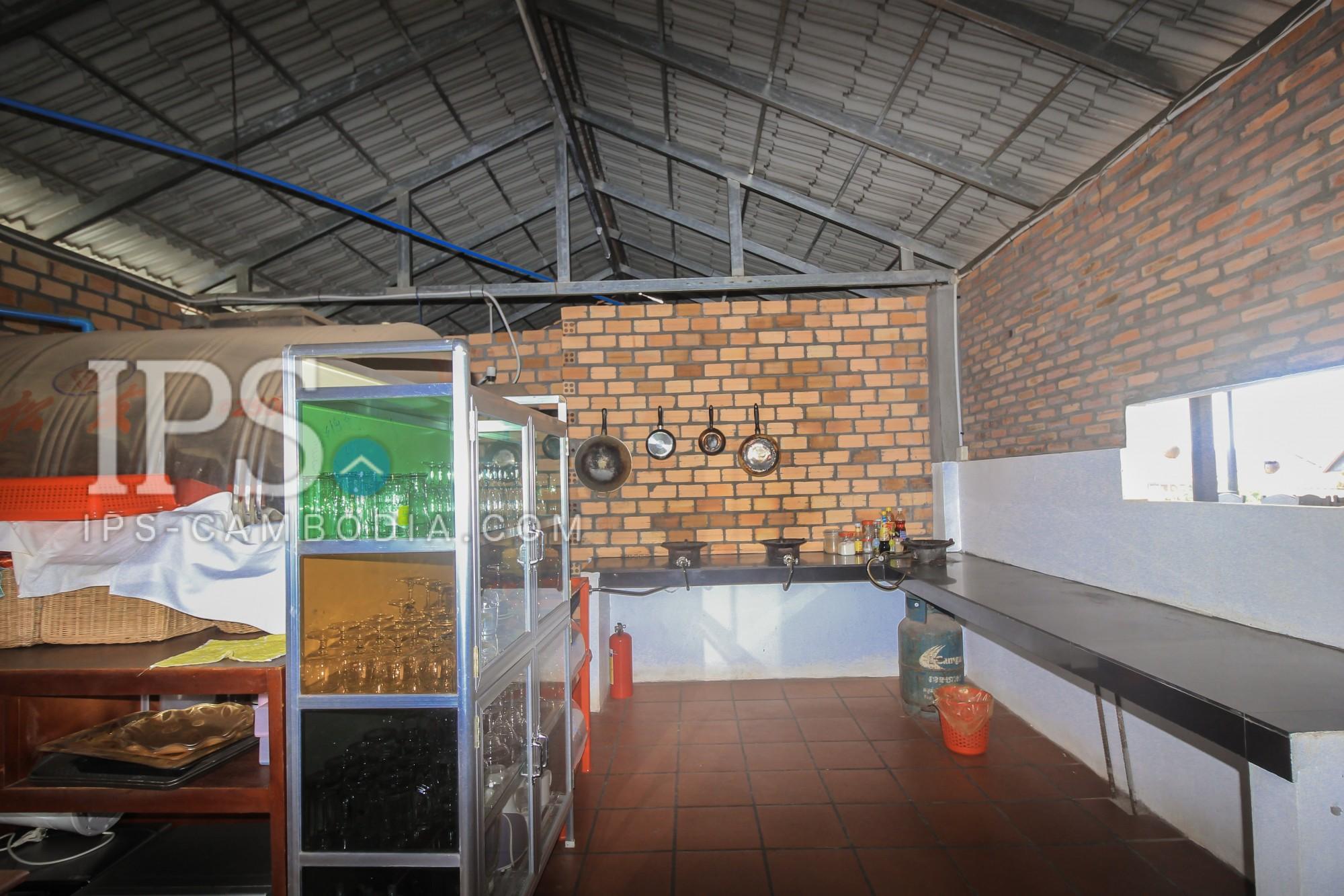 19 Bedroom Boutique Hotel for Rent - Siem Reap