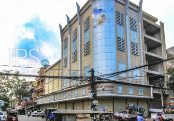 Commercial Building For Rent - Daun Penh