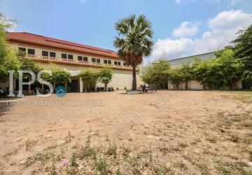 Commercial  Building For Rent - Sala Kromreuk, Siem Reap