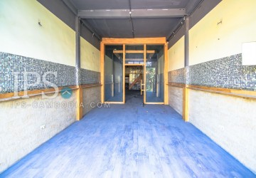 Commercial Office Space For Rent - Wat Phnom