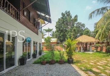 3 Bedroom Villa For Rent in - Sala Kromreuk, Siem Reap