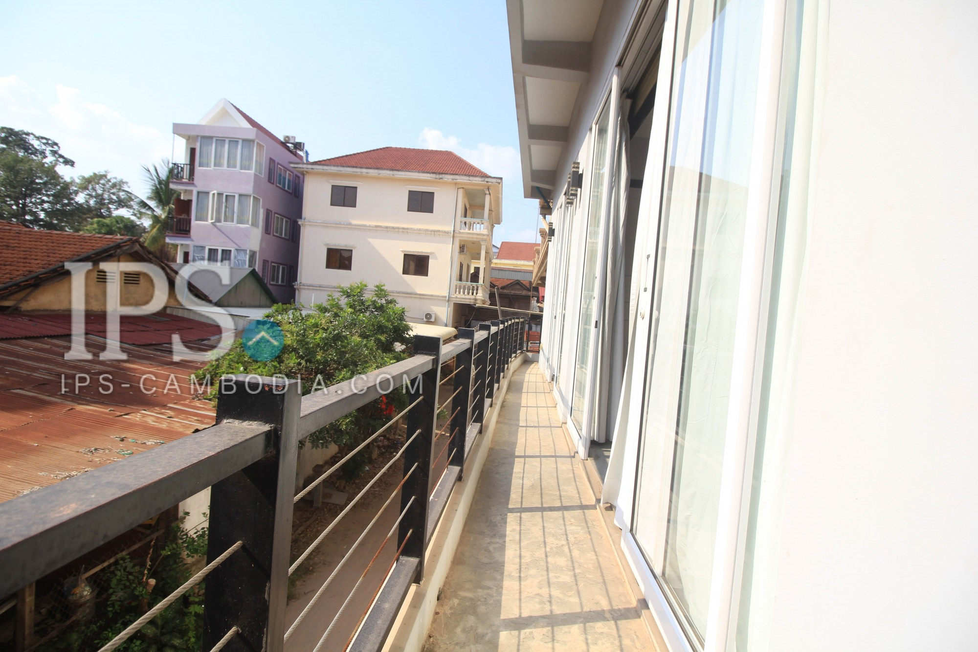One Bedroom Apartment For Rent - Wat bo - Siem Reap