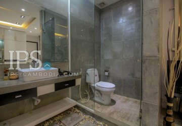 One Bedroom Apartment For Rent - Wat bo - Siem Reap thumbnail