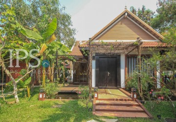 Studio Room  For Rent - Sala Kromreuk - Siem Reap