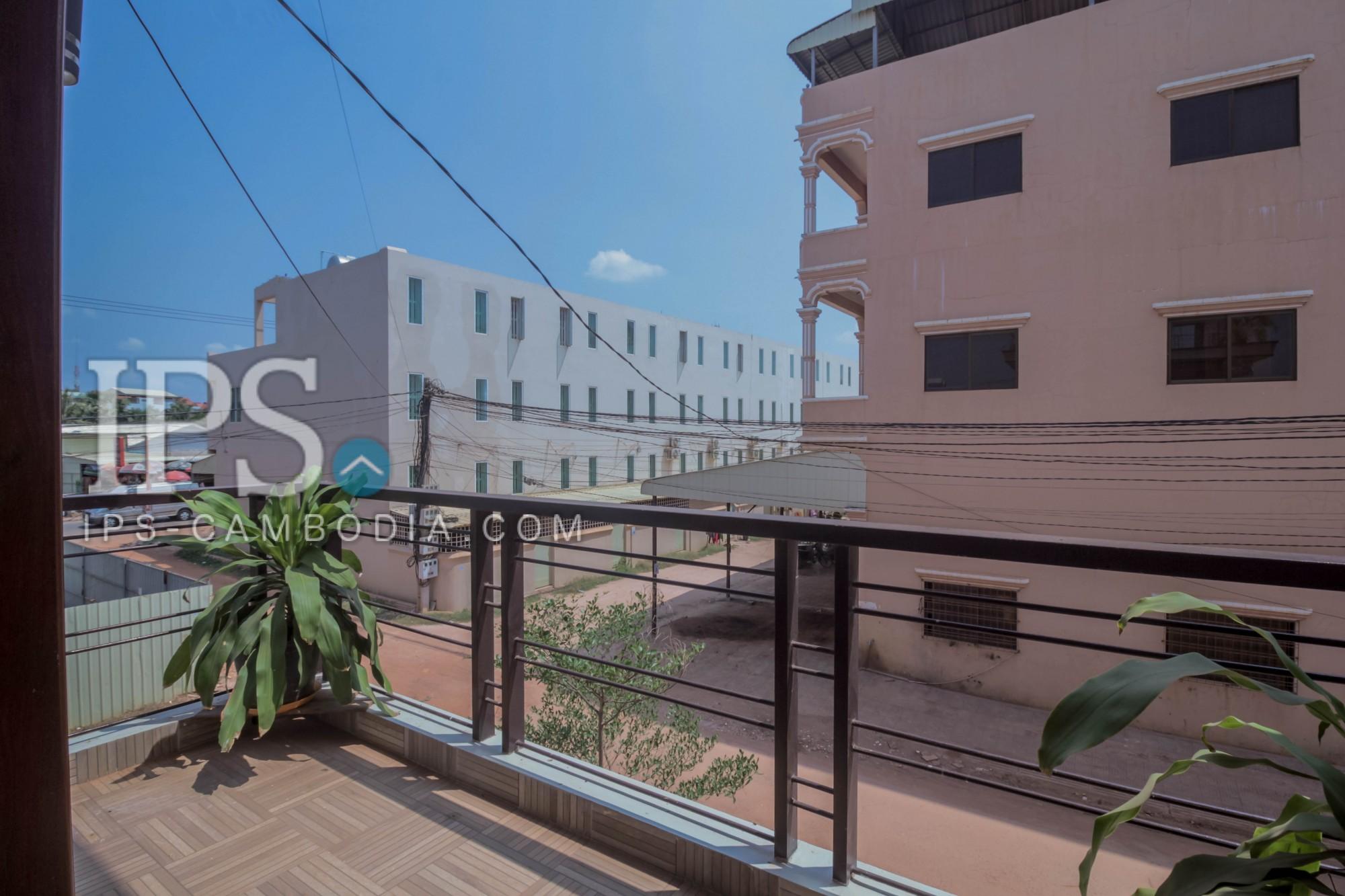 3 BedRooms  Villa  For Rent - Chreav, Siem Reap