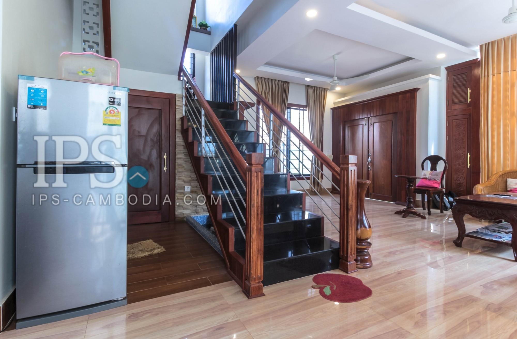 Villa 3 Bedrooms For Sale -  Chreav, Siem Reap