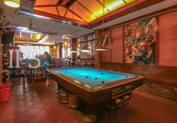 15 Room Guesthouse with a Sports Bar and Restaurant Business For Sale - Riverside thumbnail