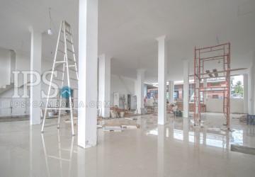 Shophouse For Rent - Sihanoukville