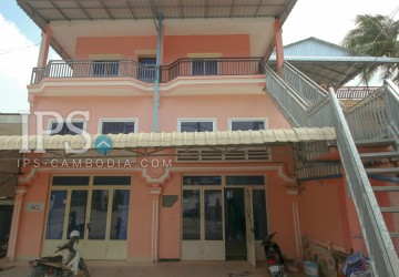 10 Bedrooms House For Rent - Sihanoukville