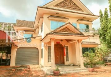Villa For Sale - Phort  Area, Sihanouk Ville