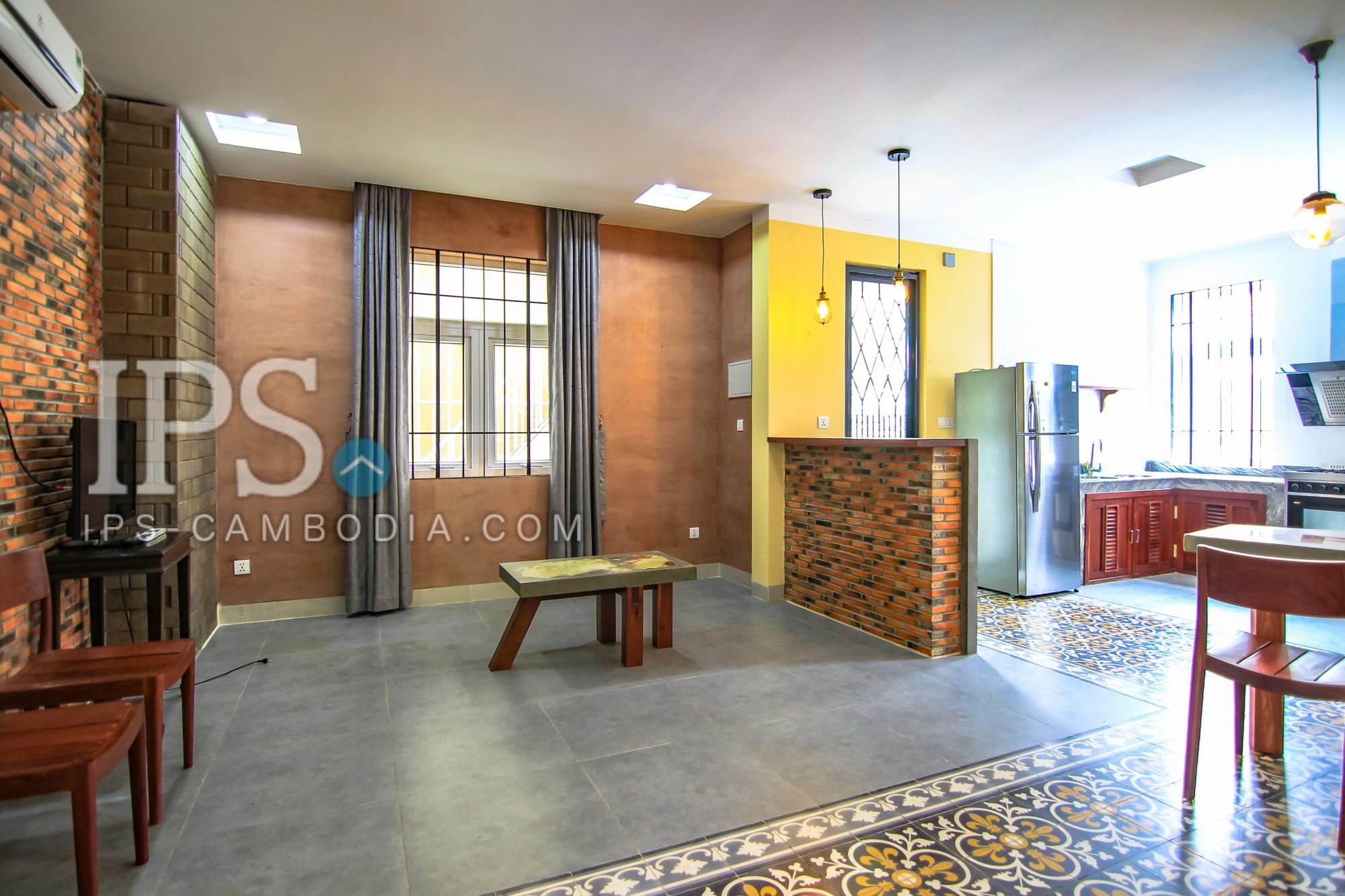 2 Bedrooms Apartment For Rent - Tonle Bassac