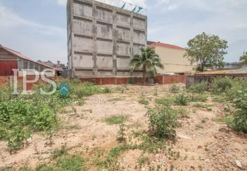 1130 sqm Land For Sale - Street Mittapheap, Shihanoukville