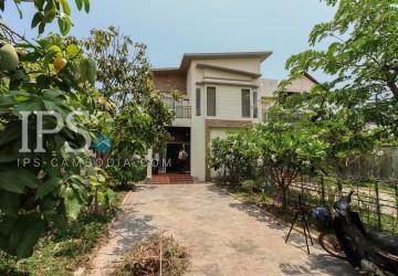2 Bedroom Western Style Villa for Rent - Sala Kamreuk, Siem Reap