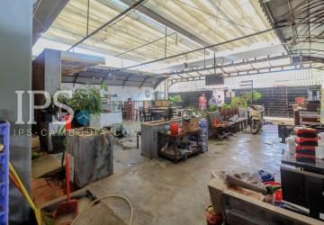 520 sqm. Restaurant Space For Rent - Sok San Road, Siem Reap  thumbnail
