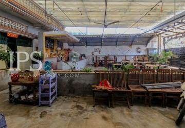520 sqm. Restaurant Space For Rent - Sok San Road, Siem Reap