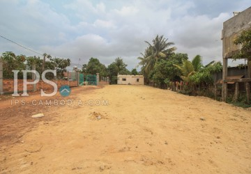 Hard Titled Residential Land For Sale - Svay Dangkum, Siem Reap