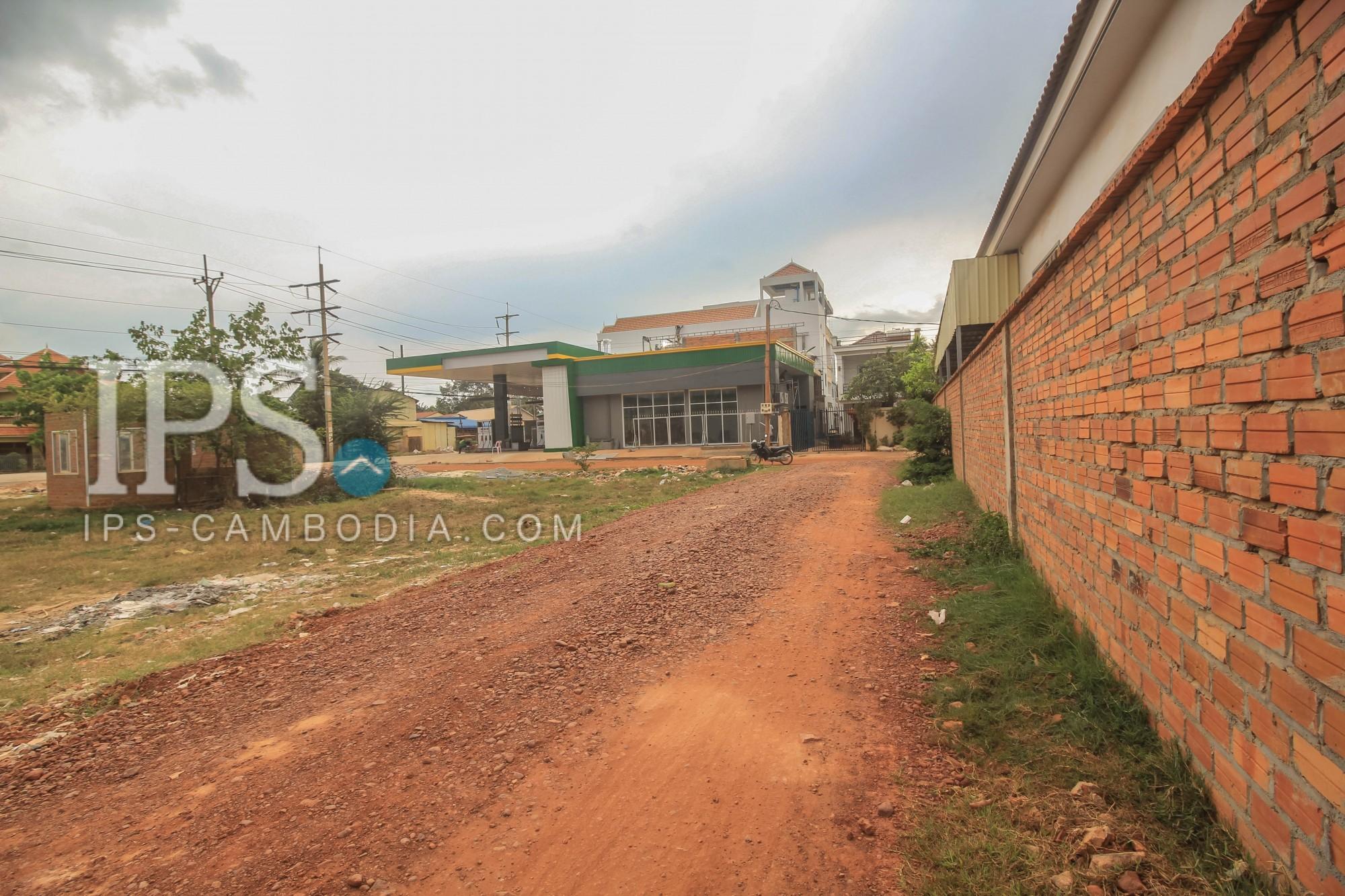 Hard Titled Residential Land For Sale - Svay Dangkum, Siem Reap