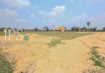 250 sqm. Land For Sale - Chreav, Siem Reap thumbnail