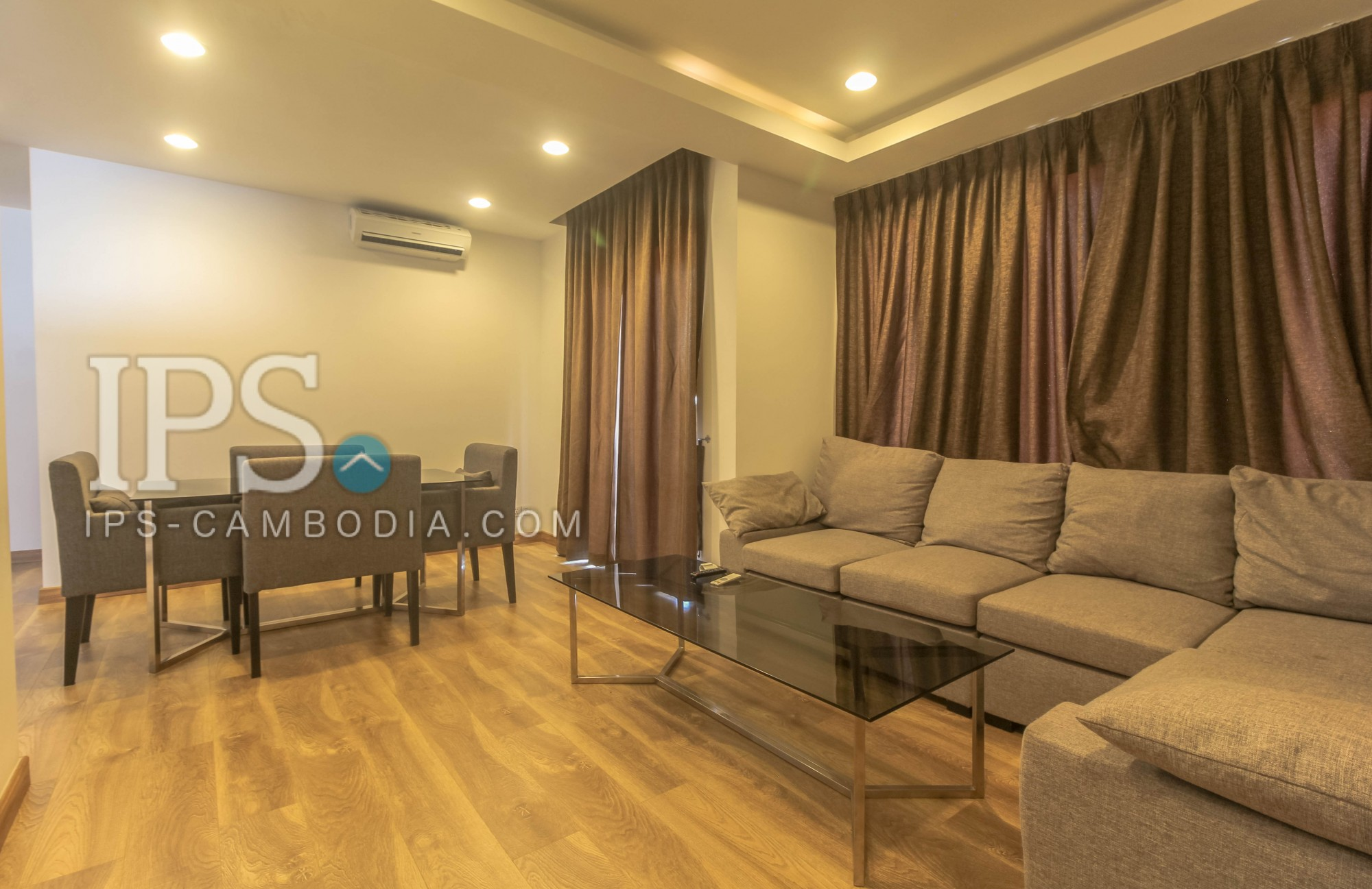 Western Style 2 Bedroom Apartment For Rent - Night Market Area