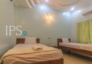 10 Room Guesthouse For Rent - Night Market Area, Siem Reap  thumbnail