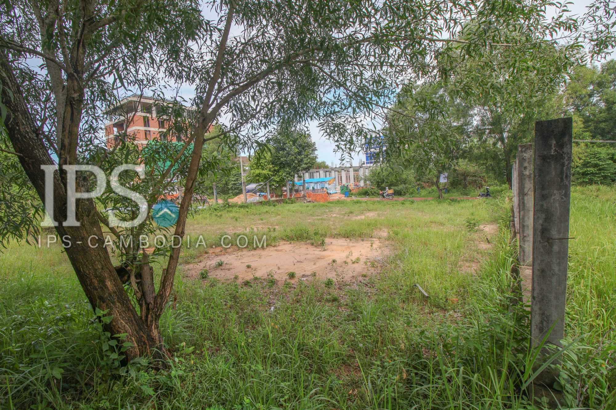 600sqm. Land ForRent - Sihanoukville