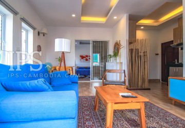 Exclusive 1 Bedroom Apartment For Rent - Boeung Trabek, Phnom Penh