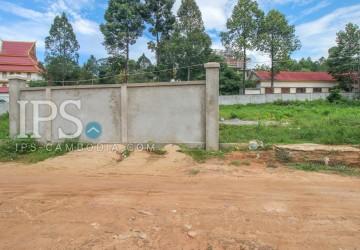 1840sqm. Land For Rent - Sihanoukville