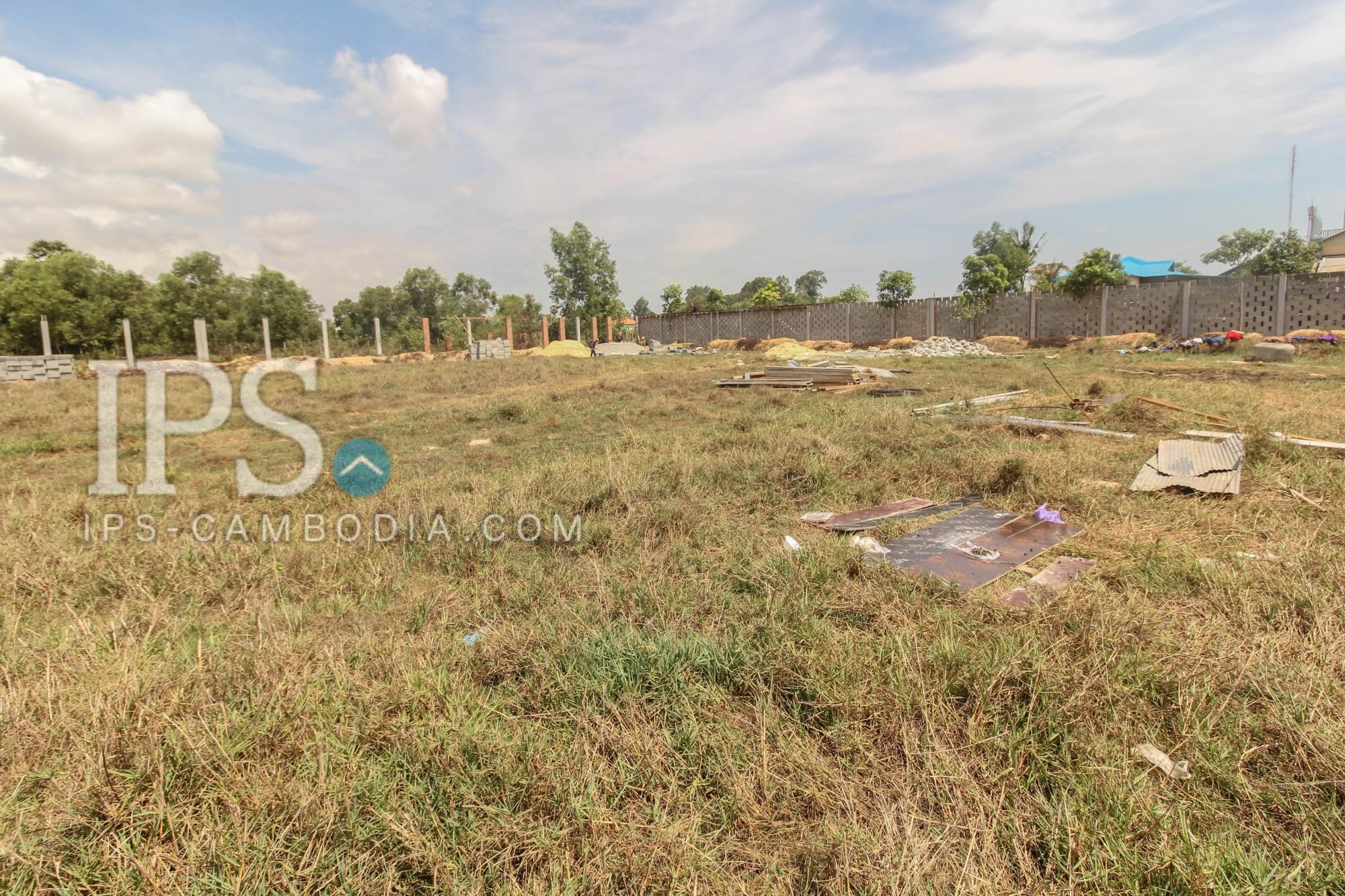 4670sqm Land For Sale - Sala Komreuk, Siem Reap